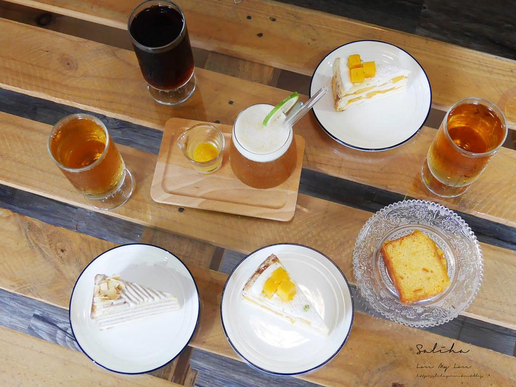 台北好吃千層蛋糕甜點下午茶推薦生活在他方夜貓店繪本咖啡廳閱讀看書桌遊 (2)