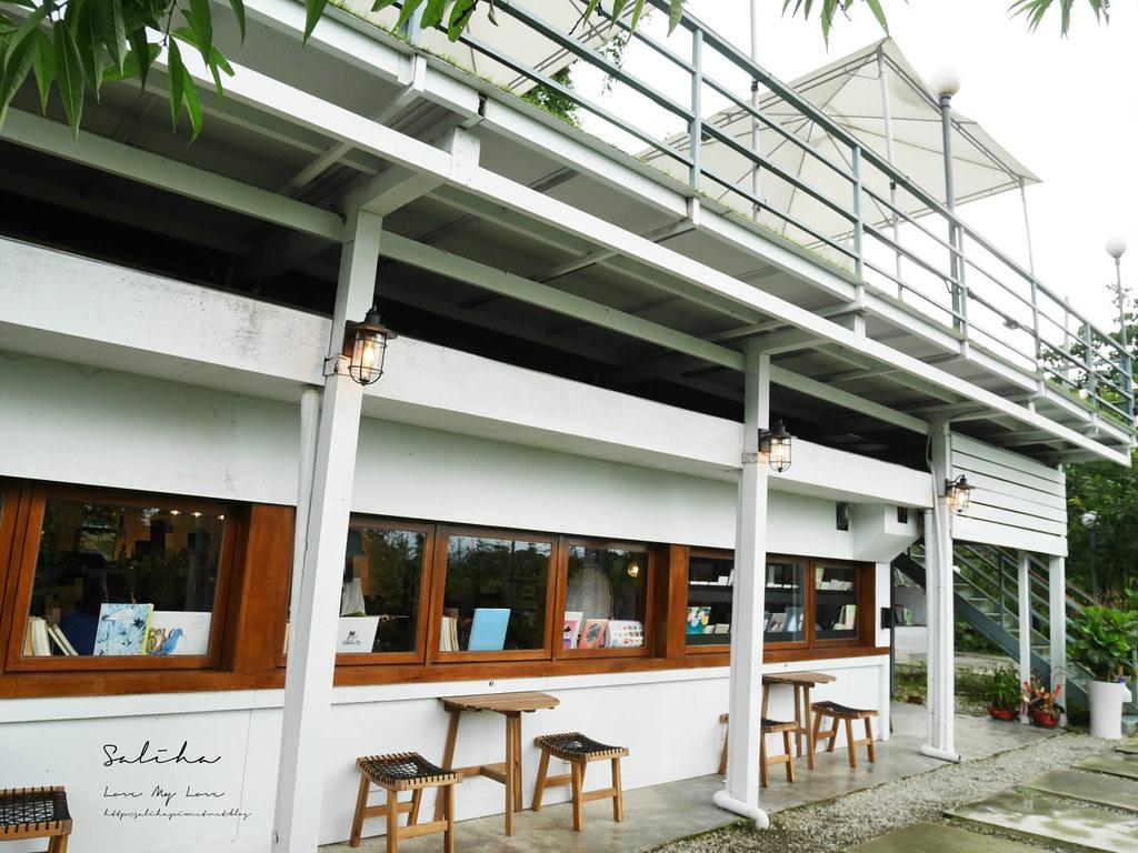 台北好吃千層蛋糕甜點下午茶推薦生活在他方夜貓店繪本咖啡廳閱讀看書桌遊 (3)