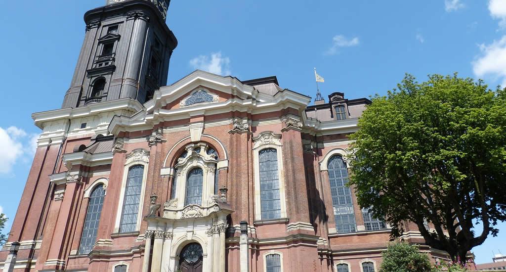 St. Michaelis Kirche | Mooistestedentrips.nl