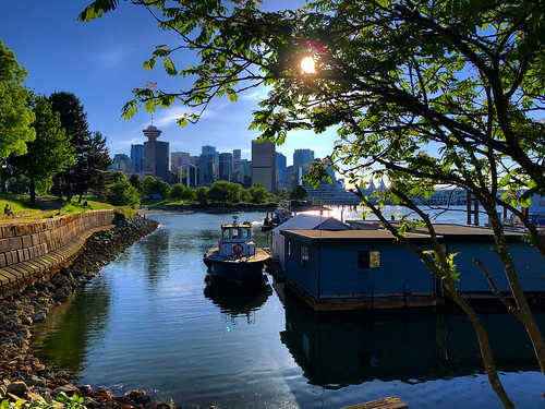 city shore vancouverbc yvr vancity westcoast waterfront shoreline 604 sunset vancouver