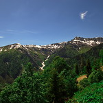 Khino Mountain, Gomismta-Shuakhevi Mountain Trail, Ajaria, Georgia