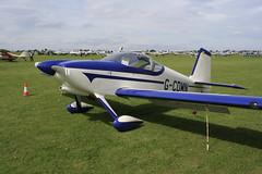 G-CDMN Vans RV-9 [PFA 320-14108] Sywell 300819