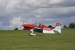 G-CCXO Corby CJ-1 [PFA 134-13267] Sywell 010919