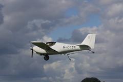 G-CCEF Europa [PFA 247-13038] Sywell 010919