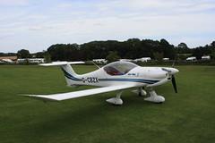 G-CBZX DynAero MCR-01 [PFA 301B-13957] Sywell 300819