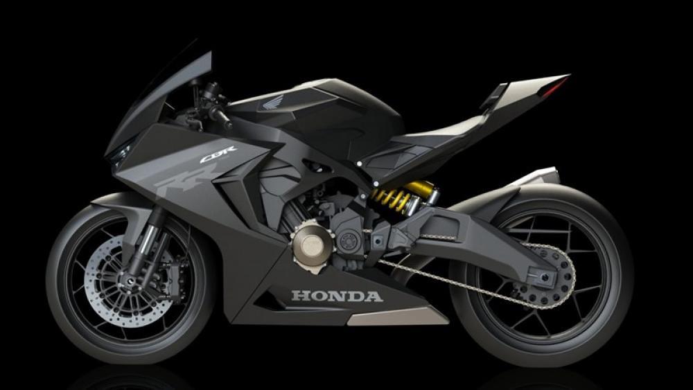 HONDA CBR 750 RR Render LV