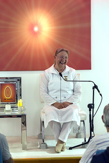 The Brahma Kumaris World Spiritual University by photographer Graham MacKinnon