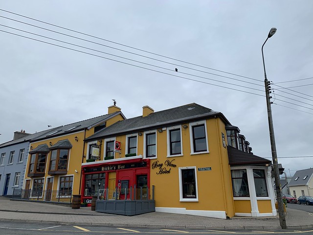 Bay View Hotel - Kilkee, County Clare