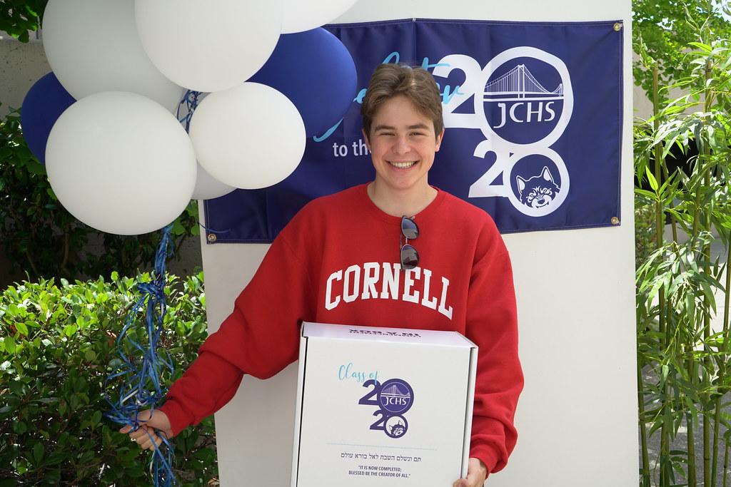 JCHS Graduation 2020