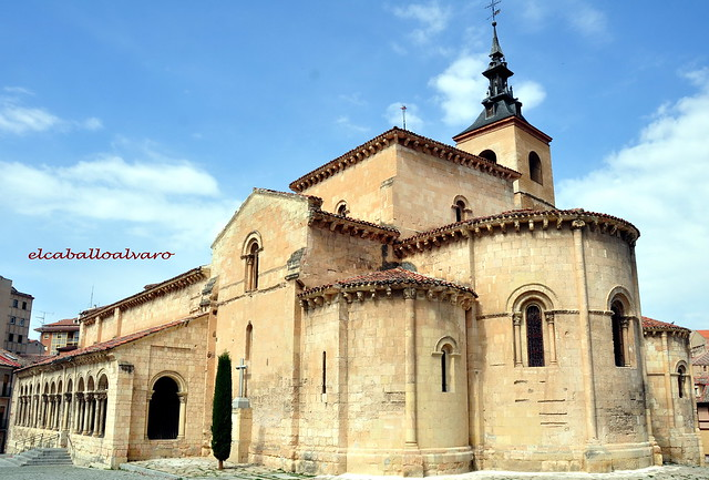 720 – Iglesia San Millán – Segovia - Spain.