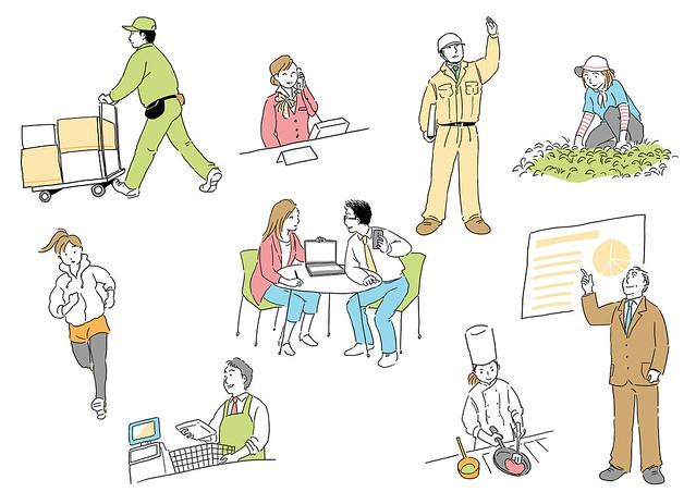 大塚製薬 Webサイト「健康社長」(2020)キービジュアル