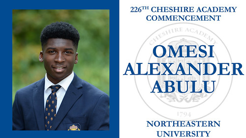 Cheshire Academy Class of 2020
