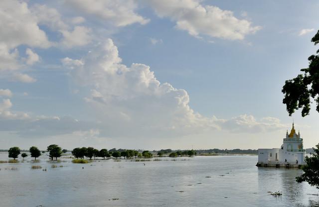 Taungthaman Lake near Amarapura, Myanmar (Birmania) D810 1817