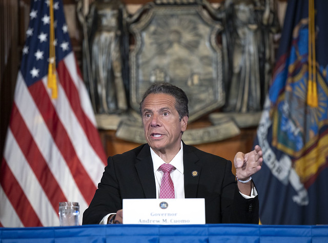 Governor Cuomo Holds Briefing on COVID-19 Response - 6/11