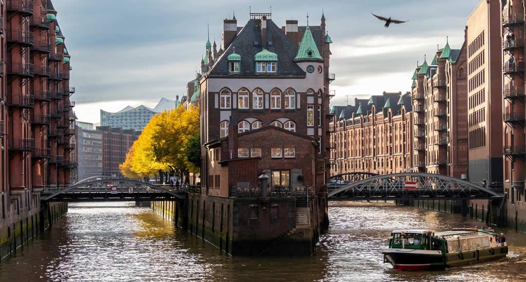 Bezienswaardigheden Hamburg: Speicherstadt | Mooistestedentrips.nl