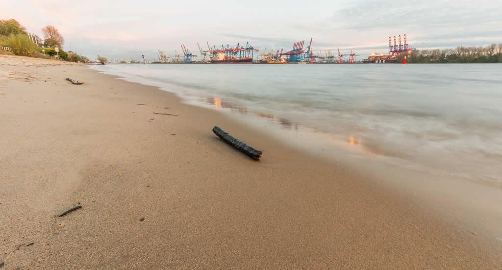 Elbe strand, bezienswaardigheden Hamburg: Elbstrand | Mooistestedentrips.nl