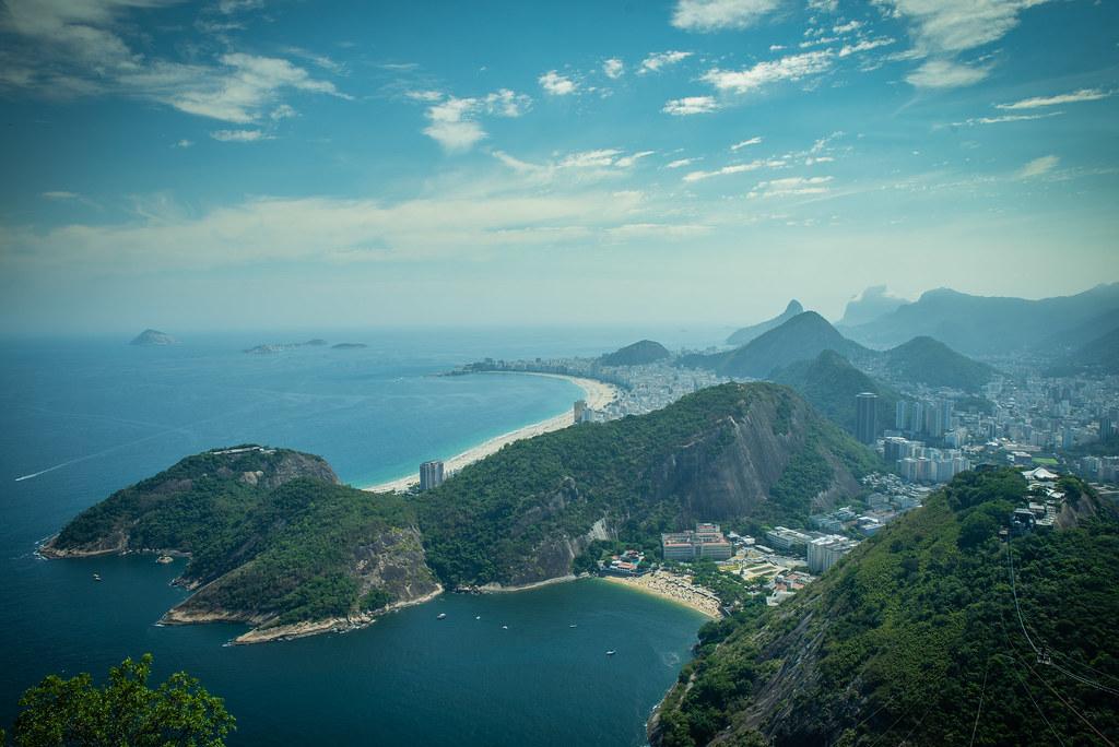 Rio De Janeiro Landscape Brazil Rio As It Is Commonly K Flickr