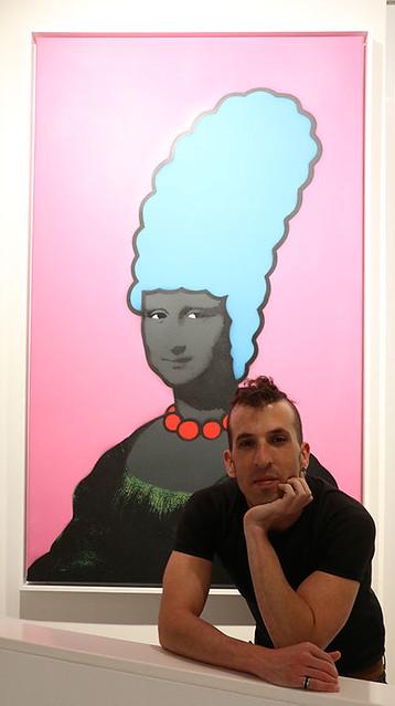 assaf henigsberg art museum berlin אסף הניגסברג מוזיאונים לאמנות ברלין מוזיאון אמנות מודרנית גרמניה אמני גרפיטי ציורי קיר פופ ארט אמנים מפורסמים ציירים