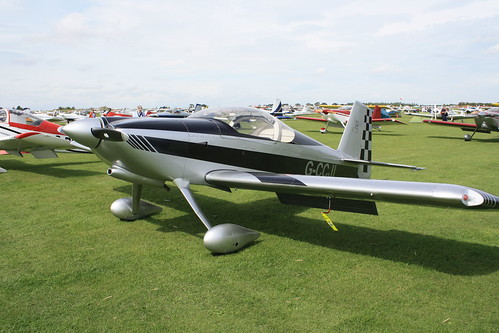 G-CCJI Vans RV-6 [PFA 181A-13572] Sywell 300819