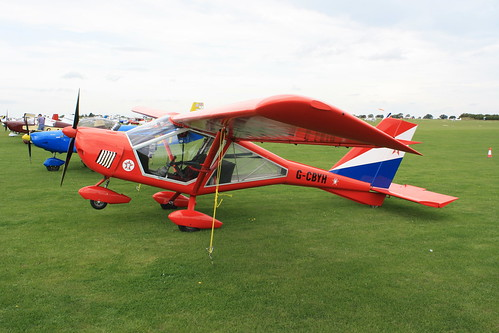 G-CBYH Aeroprakt  A22 [PFA 317-13902] Sywell 300819