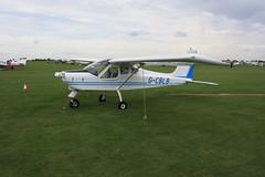 G-CBLB Tecnam P92 Echo [PFA 318-13770] Sywell 300819