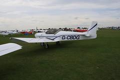 G-CBDG Zenair CH601 [PFA 162-13375] Sywell 300819