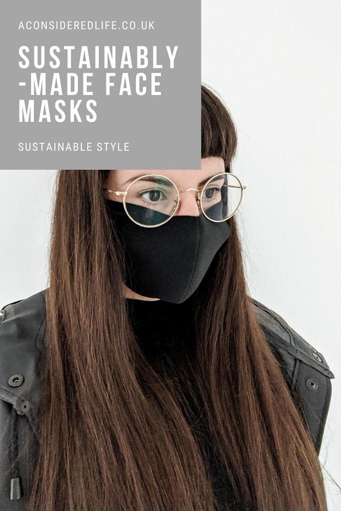 Sustainable Face Masks