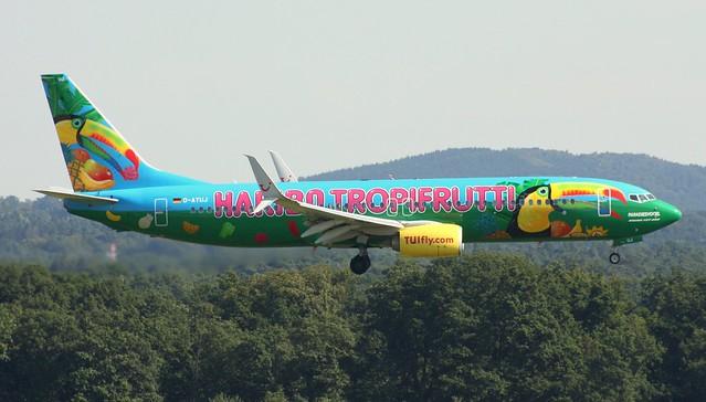 TUIFLY, D-ATUJ, MSN 39923, Boeing 737-8K5, 11.09.2015, CGN-EDDK, Köln-Bonn