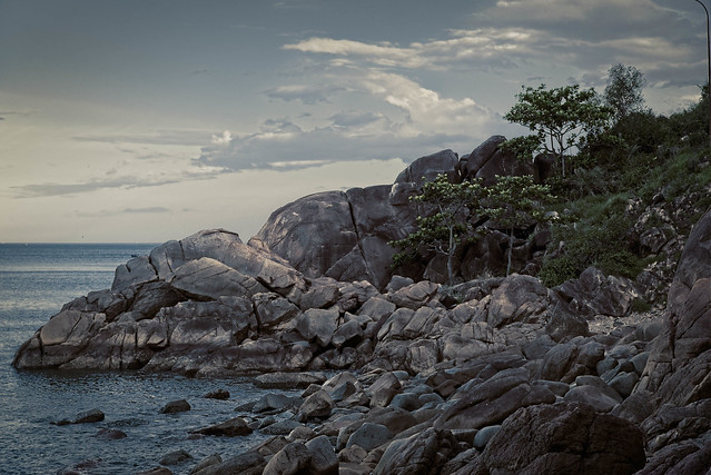 Stony Coast of Quy Nhon