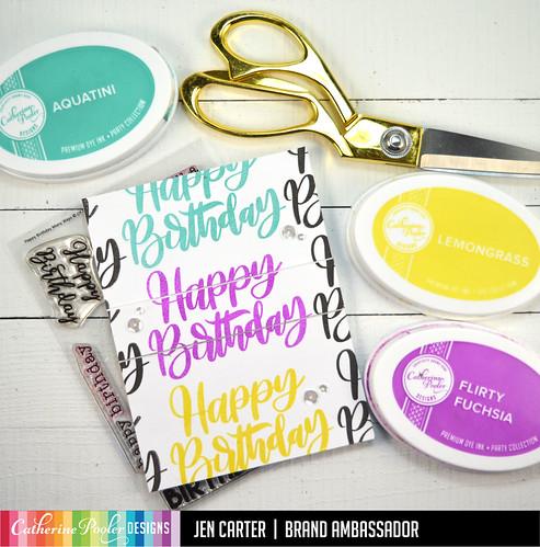 Jen Carter Happy Birthday Many Ways 2
