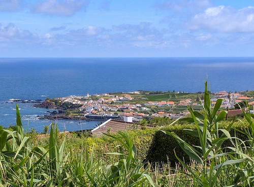 Village of Mosteiros famous for natural swimming pools | by xd_travel
