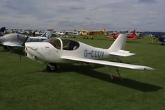 G-CCOV Europa XS [PFA 247-13998 Sywell 300819