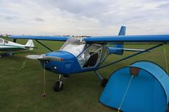 G-CCCE Aeroprakt A-22 [PFA 317-14002] Sywell 300819