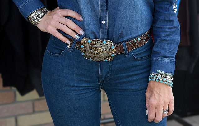 Kicking Cowgirl Designs by Kimberly Dawn