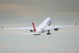 F-WZGN // TC-LGA TURKISH AIRLINES AIRBUS A350-941 MSN 403