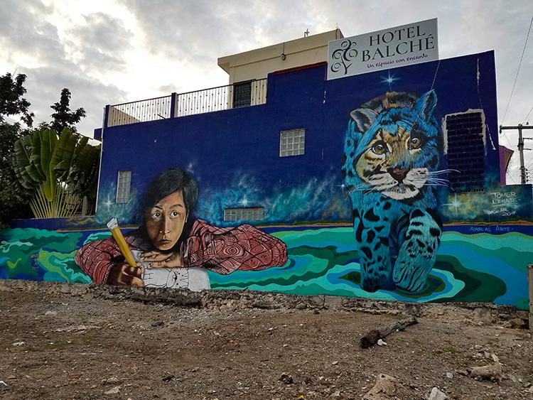 Bacalar, Mexico - 2018