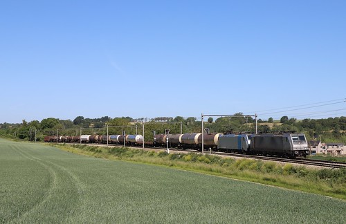 LINEAS 186 386-9 + 186 xxx - Wonck - 28/05/2020. | by peterspoor