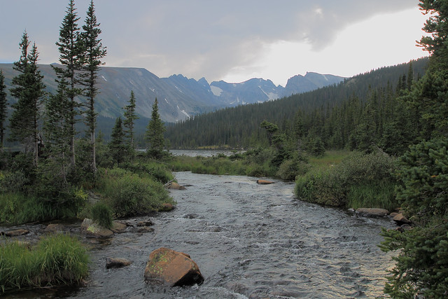 South St. Vrain Creek