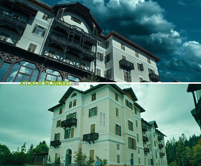 Curon Hotel