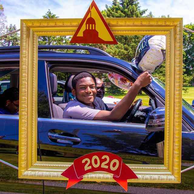 2020 Senior Parade