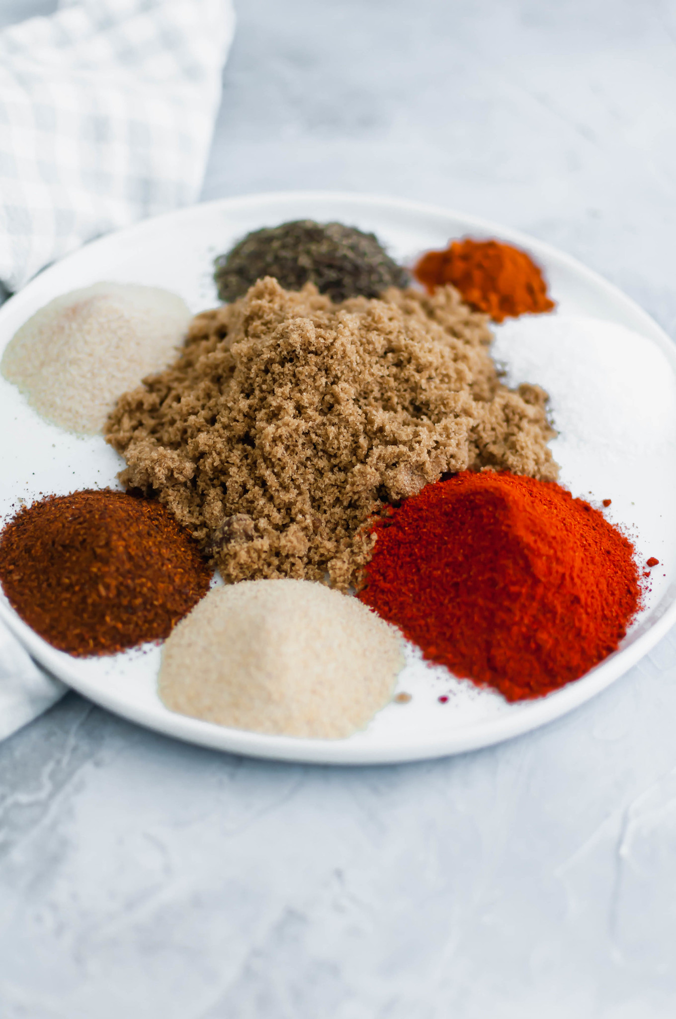 Keep a big batch of the Best BBQ Rub in your pantry for all your barbecuing this summer. All you need are pantry staples to whip up this sweet and spicy rub.