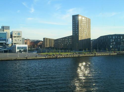 Aalborg, Modern Building