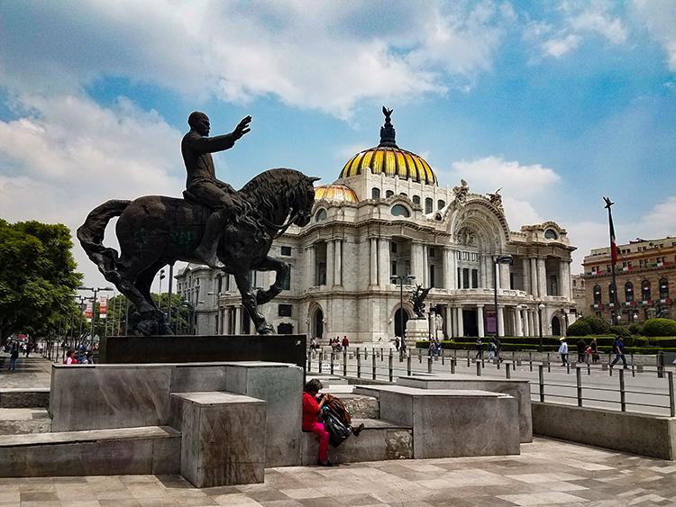 Mexico City, Mexico-2019