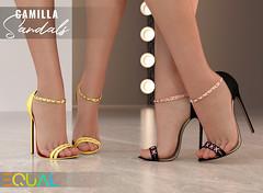 EQUAL - Camilla Sandals
