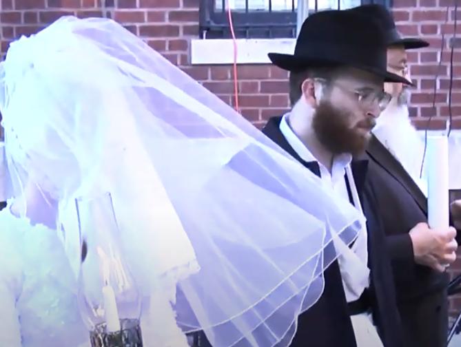 Enlace de Yisroel y Rivka Luchins