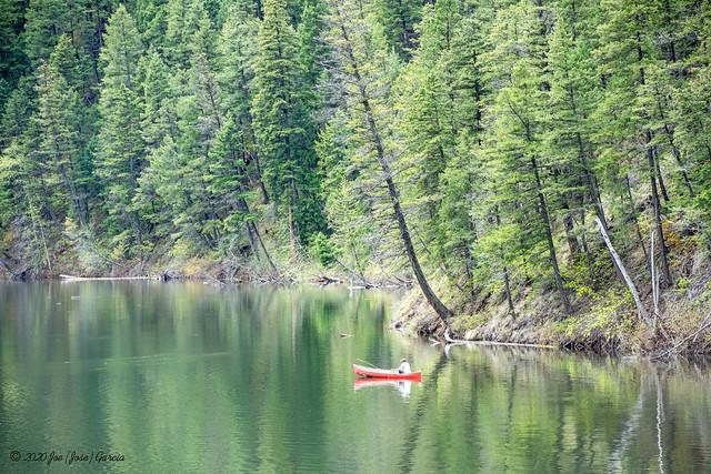 Pillar Lake