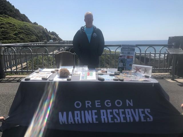Marine Reserve Education & Outreach