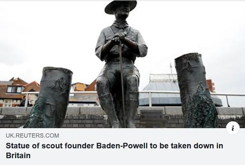 baden-powell must fall