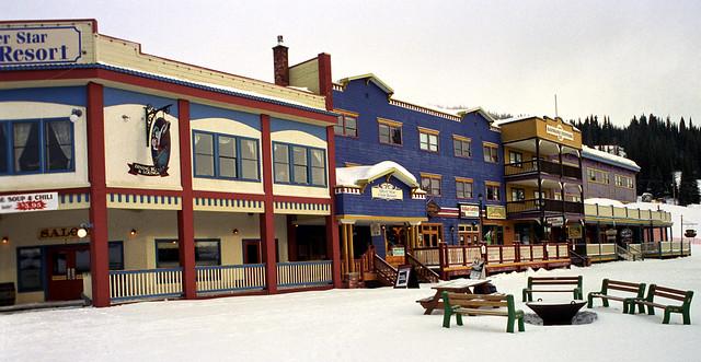 SilverStar Mountain Resort 5: Mountain Resort Village