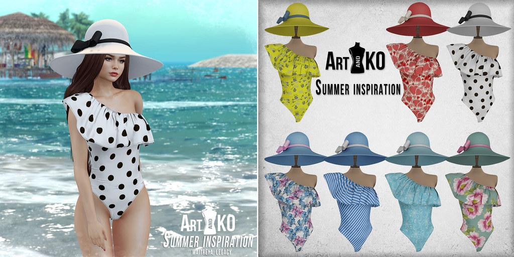 Art&Ko – Summer inspiration – VANITY